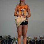 Première femme du 5km